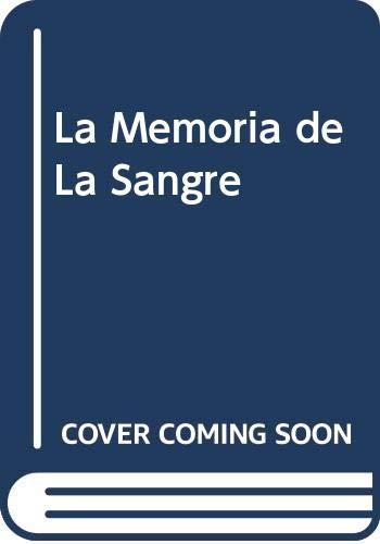 9789501507553: La Memoria de La Sangre