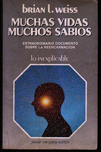9789501509588: Muchas Vidas, Muchos Sabios (Spanish Edition)