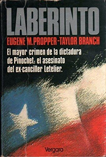 9789501509991: Laberinto - Caso Letelier (Spanish Edition)
