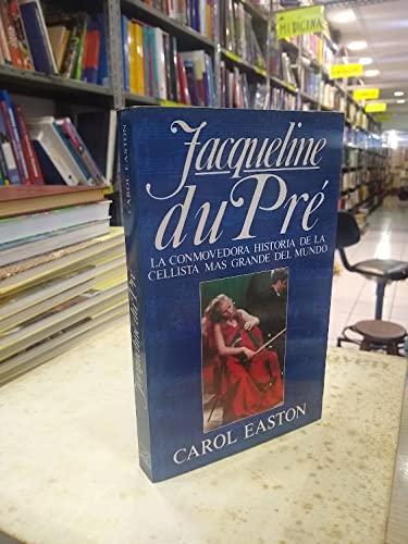 9789501510225: Jaqueline Du Pre (Spanish Edition)