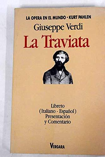 9789501510720: Traviata, La - Libreto (Spanish Edition)