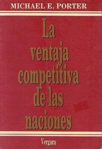9789501511055: La Ventaja Competitiva de Las Naciones (Spanish Edition)