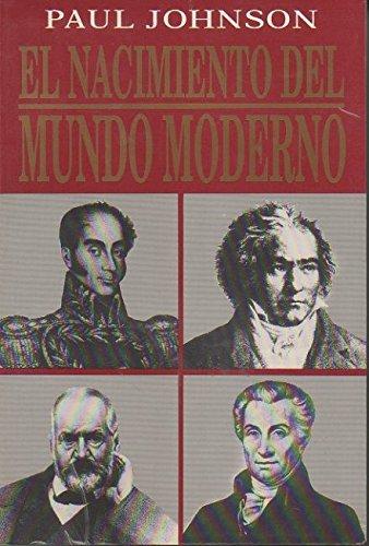 9789501511918: El Nacimiento del Mundo Moderno (Spanish Edition)