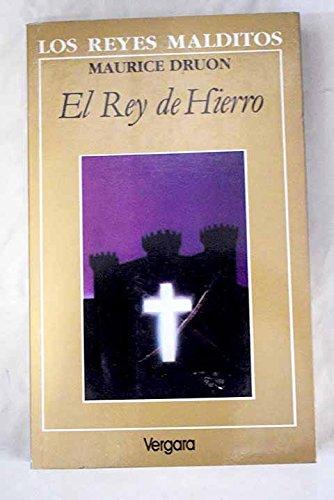 9789501512199: Rey de Hierro, El (Spanish Edition)