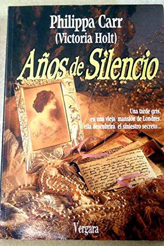 9789501512533: Anos de Silencio (Spanish Edition)