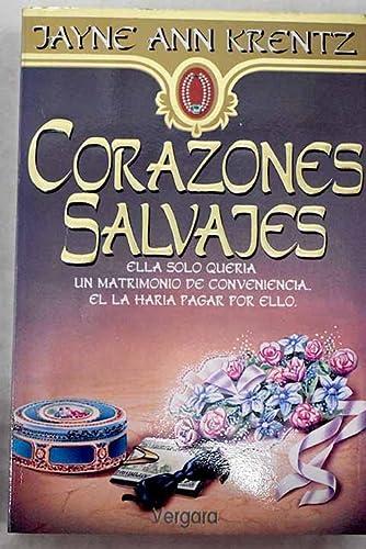 9789501513509: Corazones Salvajes (Spanish Edition)