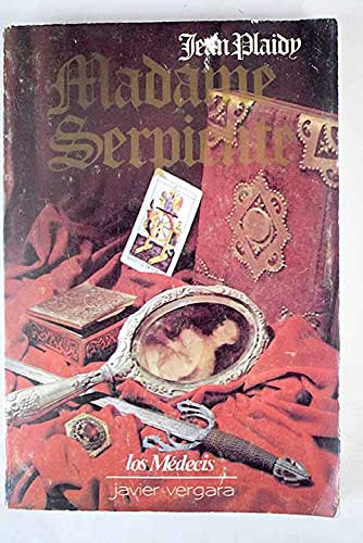 9789501514599: Madame Serpiente (Spanish Edition)