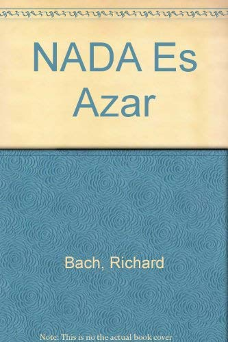 9789501515466: NADA Es Azar (Spanish Edition)