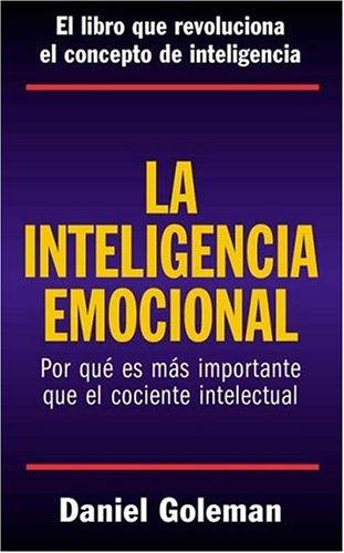 9789501516418: La Inteligencia Emocional (Spanish Edition)