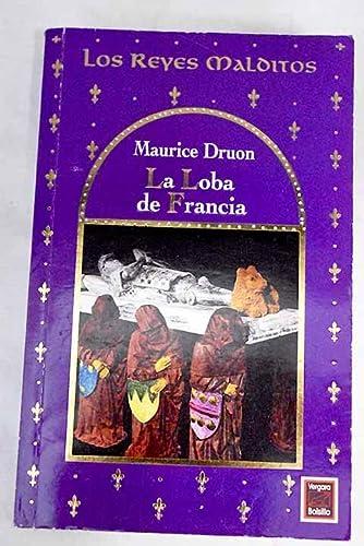 9789501516531: La Loba De Francia