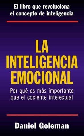 9789501517811: Inteligencia Emocional, La - Tapa Dura -