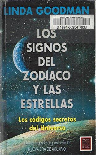 9789501518535: Los Signos Del Zodiaco Y Las Estrellas (Spanish Edition)