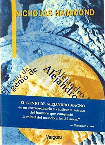 9789501519143: El genio de Alejandro magno