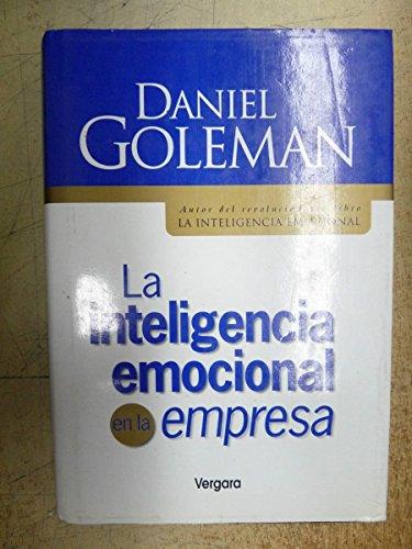 9789501519501: La inteligencia emocional en la empresa