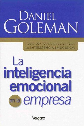 9789501519709: Inteligencia emocional en la empresa