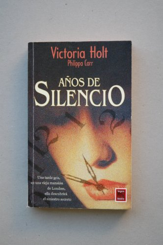 9789501519839: Años de silencio (bolsillo)