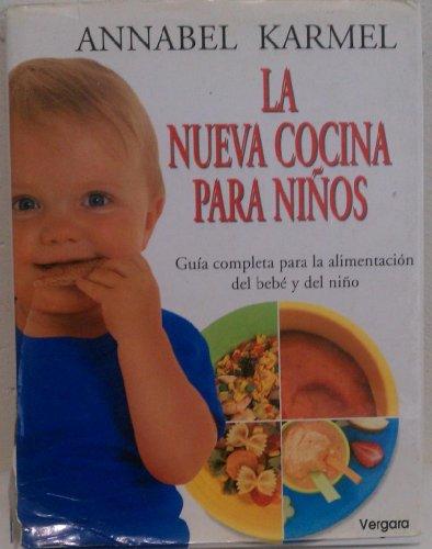 9789501519860: La nueva cocina para niños