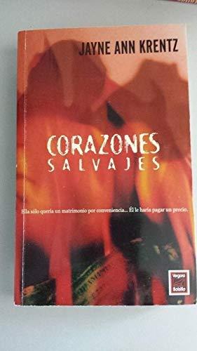 9789501520040: Corazones salvajes (bolsillo)