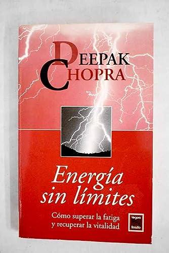 9789501520941: Energia Sin Limites (Spanish Edition)