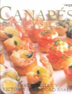 9789501520989: Canapes Dulces y Salados (Spanish Edition)