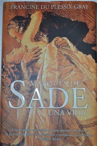 9789501521542: El marques de sade: una vida