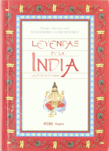 9789501521955: Leyendas de La India (Spanish Edition)