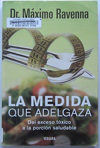 9789501524031: La medida que adelgaza (Spanish Edition)