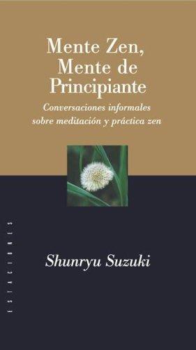 9789501602128: Mente Zen, Mente De Principiante