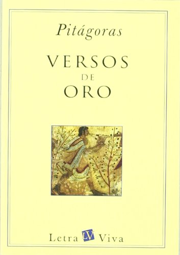 9789501602418: Versos De Oro -Lv-