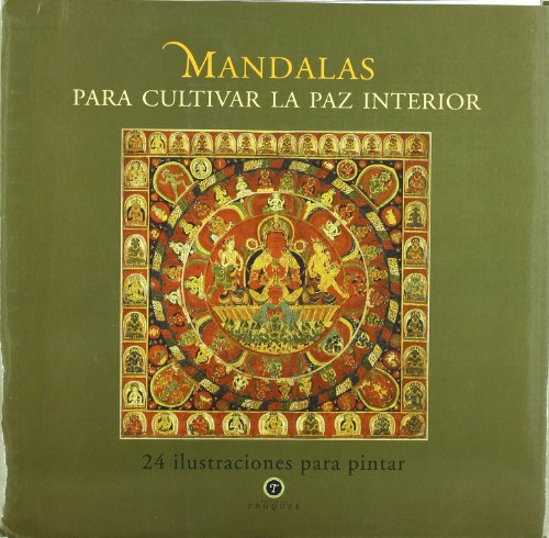 9789501604870: Mandalas Para Cultivar La Paz Interior