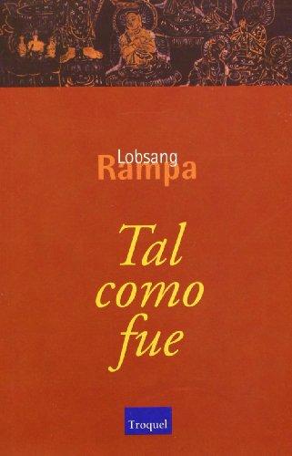 9789501605150: Tal como fue (Spanish Edition)