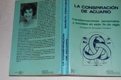 9789501609004: Conspiracion de Acuario, La