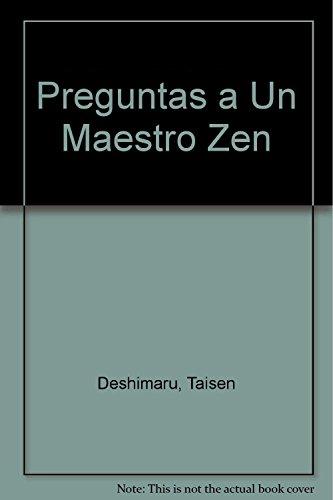 9789501609202: Preguntas a Un Maestro Zen