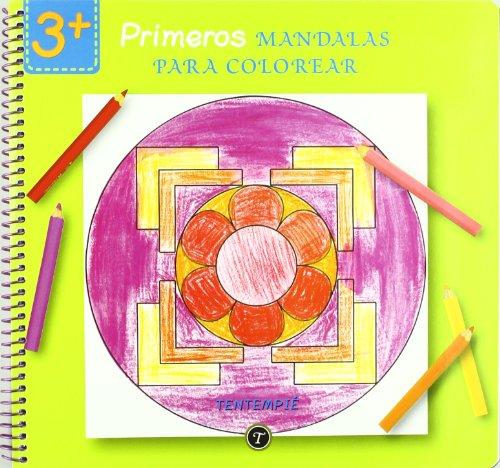 9789501650020: PRIMEROS MANDALAS PARA COLOREAR