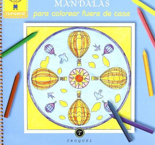 9789501650044: MANDALAS PARA COLOREAR FUERA DE CASA (Spanish Edition)