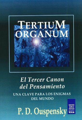 9789501703290: Tertium Organum (Horus Mayor)