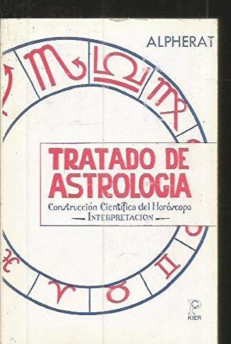 9789501704013: Tratado de Astrologia (Spanish Edition)