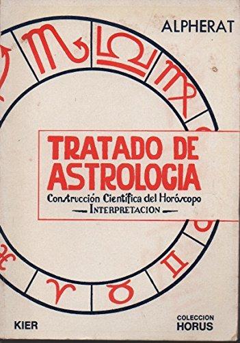 9789501705270: Tratado de Astrologia (Spanish Edition)