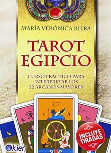 9789501705621: Tarot egipcio