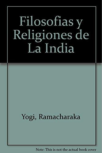 9789501706239: Filosofias y Religiones de La India