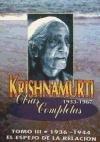 9789501711929: Obras Completas 1936-1944 3 (Spanish Edition)