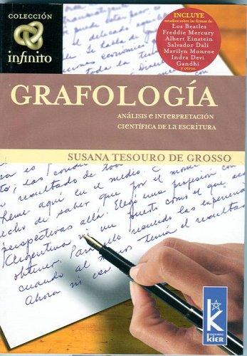 9789501770117: Grafología. Análisis E Interpretación Científica (Infinito/Inifinte)