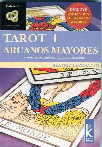 9789501770261: Tarot 1. Arcanos Mayores (Spanish Edition)