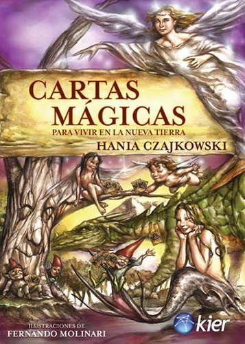 9789501770346: Cartas magicas/ Magical Cards: Para vivir en la nueva tierra/ To Live in the New Land (Spanish Edition)
