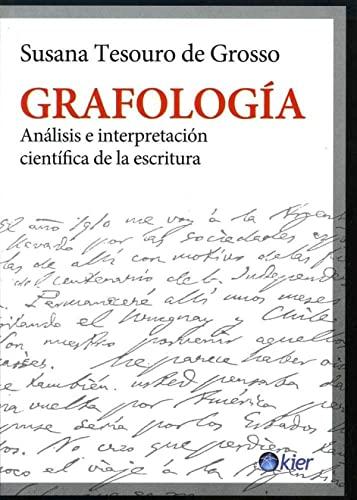 Grafología: TESOURO DE GROSSO,