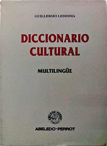 9789502010021: Diccionario Cultural: Multilingue