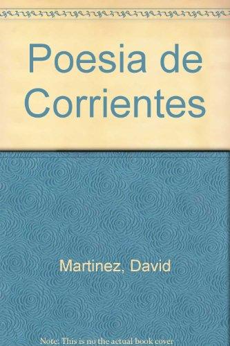 9789502108469: Poesia de Corrientes