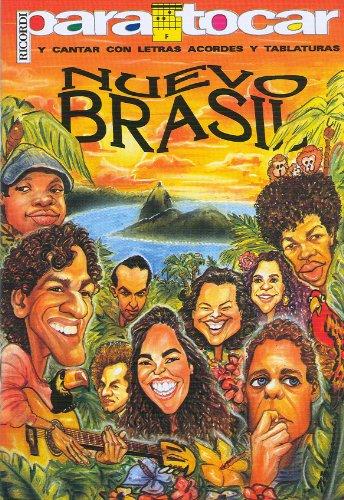 9789502203751: Musica Latina - Brasil Nuevo Brasil (Letras y Acordes) para Guitarra