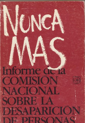 9789502305844: Nunca Mas (Spanish Edition)