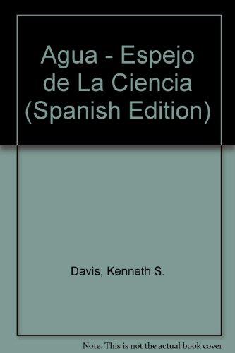9789502308821: Agua - Espejo de La Ciencia (Spanish Edition)